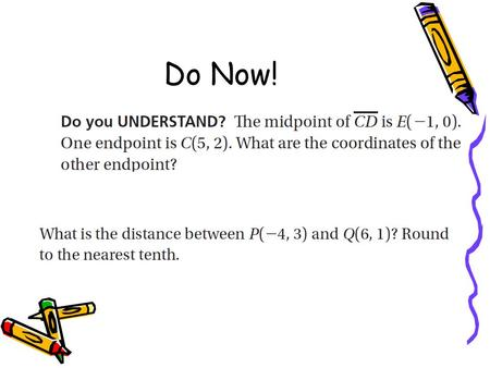 Do Now! Lesson 9-1: Area of 2-D Shapes2 Lesson 9-1 Area of 2-D Shapes.