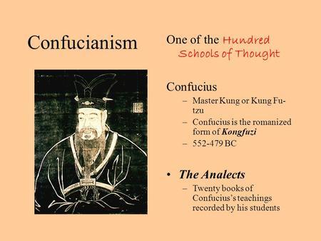 A comparison of teachings mencius and hsun tzu