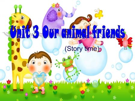 (Story time) cat … lion monkey tiger panda elephant dog animals.