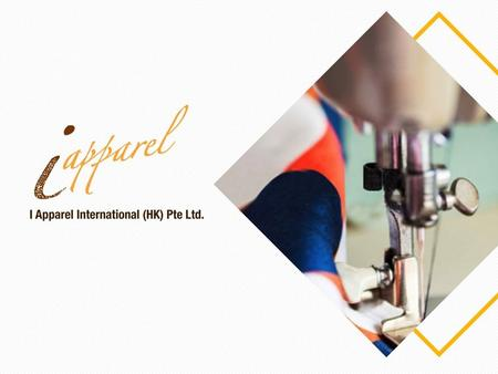 INTRODUCTION Diversified designer manufacturer of high quality private label apparel for leading brands and retailers. 2.