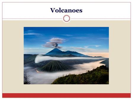 Volcanoes. Ag Earth Science – Chapter 10.1 viscosity A measure of a fluid's resistance to flow.