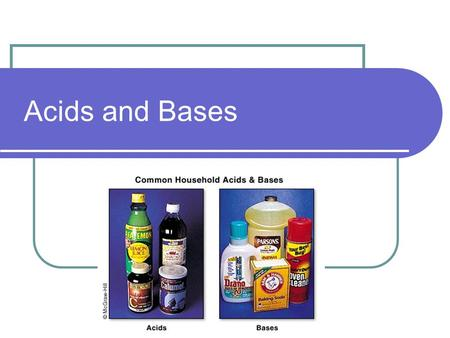 Acids and Bases. Properties of Acids  In aqueous solutions, they conduct electricity  They are ______________ Metals above H 2 on Table J will react.