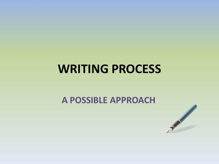 writing in context essay