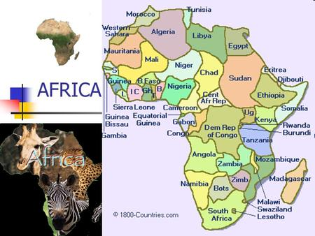 AFRICA. Nile Valley Civilization Earliest Civilization in Africa 7,000 years ago Fertile Soil Lots of wildlife.