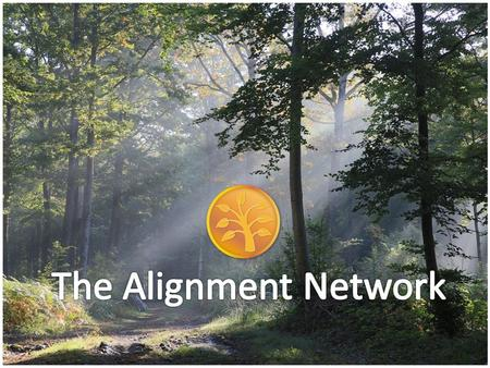 Your Path to Alignment Network Membership We are a community that commits to practice these seven principles where members live and work.