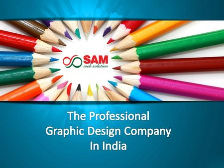  Sam Web Solution is the leading graphic design company in Bangalore. We are modulus creative design services provider helps to improve your brand awareness.