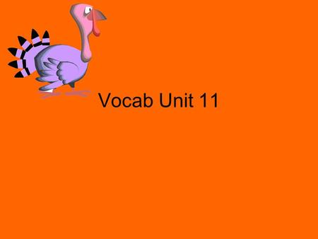 Vocab Unit 11. = a method of assessing an individual's mental aptitudes and comparing them with those of others, using numerical scores.
