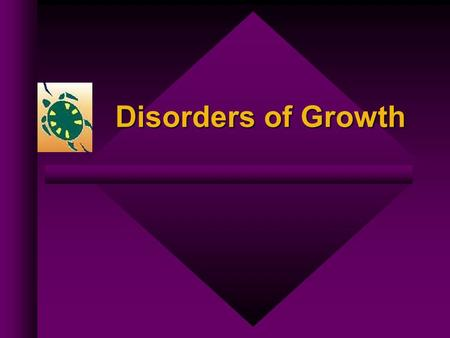 Disorders of Growth. Introduction:  Tumor – Swelling / new growth / mass  Two types of growth disorders:  Non-Neoplastic  Secondary / adaptation due.
