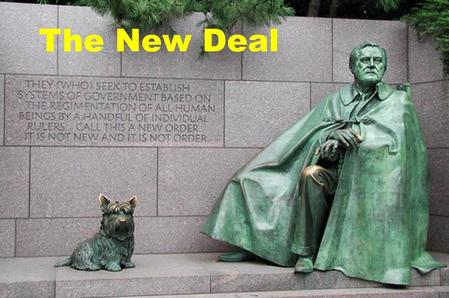 49g. An Evaluation of the New Deal