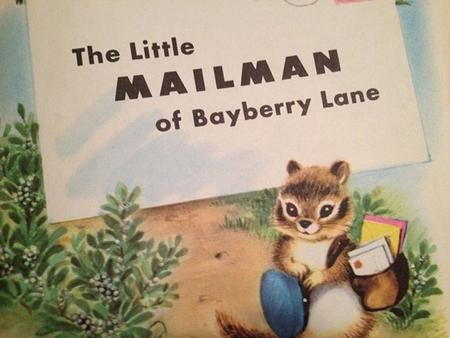 The Little Mailman of Bayberry Lane loved to deliver mail every day to his friends.
