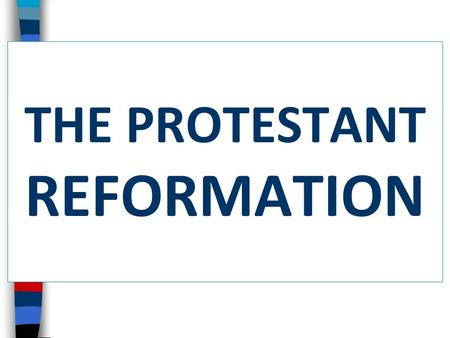 explain major causes english reformation What were the long-term causes of the protestant reformation in  other negative effects of the protestant reformation  and learning the basics of english.