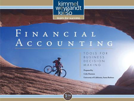 Chapter 3-1. Chapter 3-2 The Accounting Information System Information System Financial Accounting, Fifth Edition.