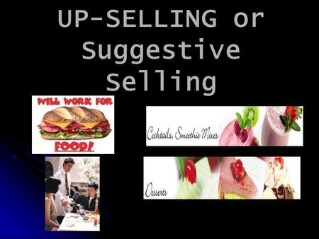 UP-SELLING or Suggestive Selling. Is a sales strategy used to increase the quantity of product to the customer orders or upgrade the product the customers.