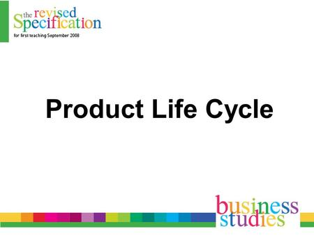 Product Life Cycle. Product life cycle Growth Introduction Decline Maturity.