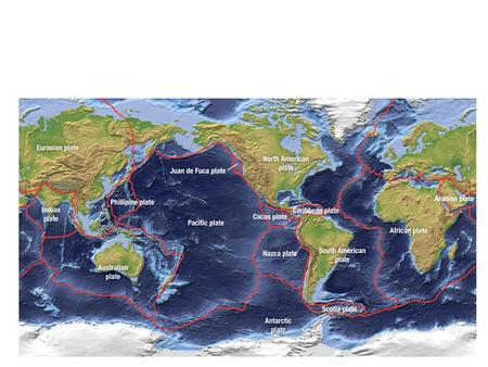 Tectonic Plate Boundaries and Their Effects