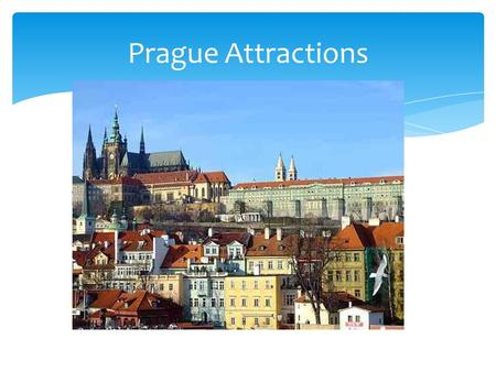Prague Attractions.  The Charles Bridge is a famous historic bridge that crosses the Vltava river in Prague, Czech Republic. Its construction started.