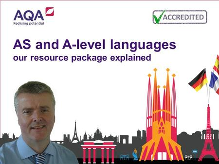 AS and A-level languages our resource package explained.