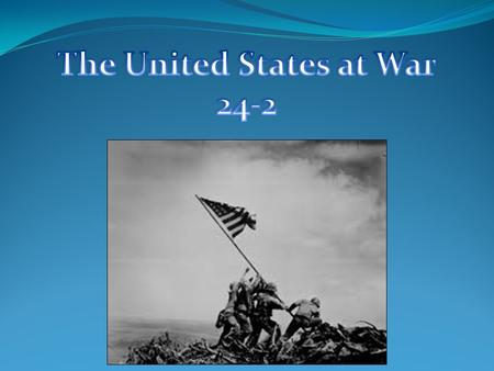 america and world war ii essay America's entry into world war iiexamine three (3) of the major events that led to the outbreak of world war ii explain the manner in which each of the events you have chosen contributed to starting the war.