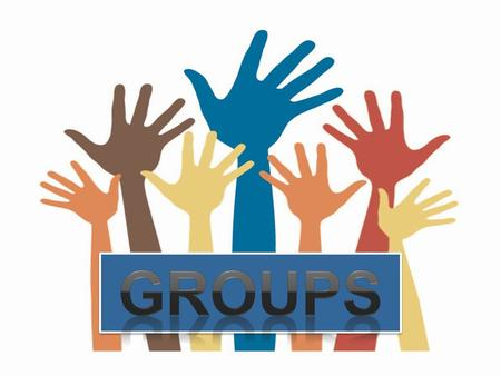 >>0 >>1 >> 2 >> 3 >> 4 >> Groups Each class you will work together in groups. Each group must have three members. You have 3 minutes to make your group……GO!!!!!