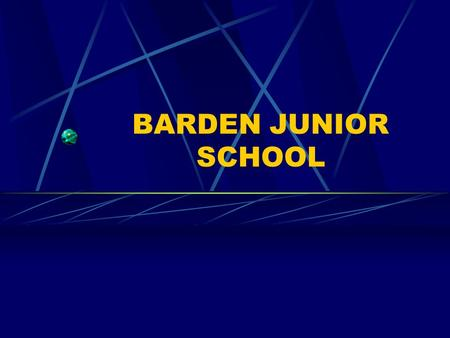 BARDEN JUNIOR SCHOOL How to Use School Email. By C Carey.