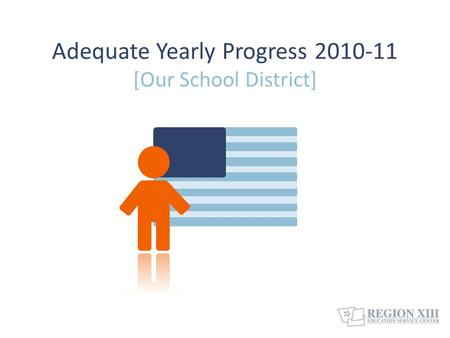 Adequate Yearly Progress 2010-11 [Our School District]