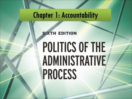 Introduction Americans expect government to be effective, efficient, equitable, and accountable Essence of public administration: solving problems using.