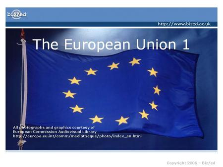 History of the European Union (EU) 1948 – Organization for European Economic Cooperation (OEEC) founded to administer U.S. Marshall Plan 1957 – Treaty.