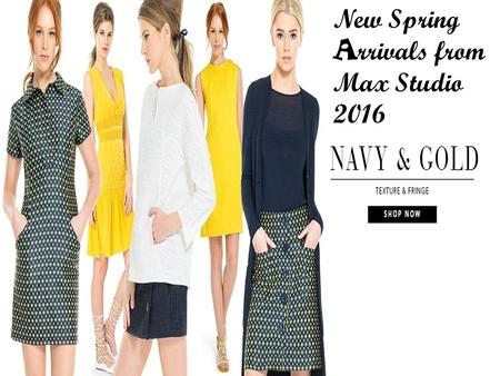 New Spring A rrivals from Max Studio 2016. Cap Sleeved Shirt Dress Diamond Jacquard Cap Sleeved Shirt Dress With its charmingly mod feel and flattering.