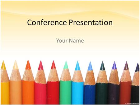 Conference Presentation Your Name. Things To Do During Your Conference Share your Power Point Share work samples from your Conference Portfolio and Writing.
