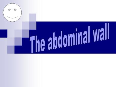 Structure of the Posterior Abdominal Wall Posterior Abdominal Wall Bony partMuscles Part of the diaphragm.