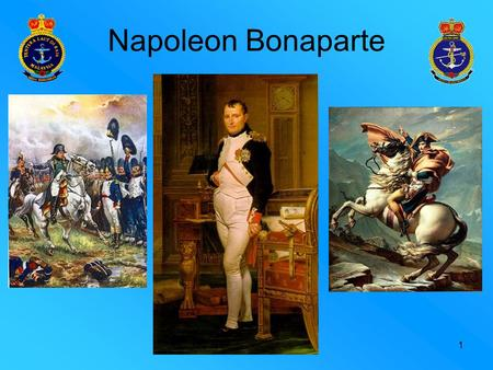 Napoleon Bonaparte 1. How Napoleon Bonaparte Seizes Power? Directory of France perceived as weak. The new government composed of three consul and one.