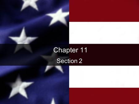 Chapter 11 Section 2. Constitutional Courts –Article III Federal district courts, federal courts of appeals, and U.S. court of International Trade U.S.