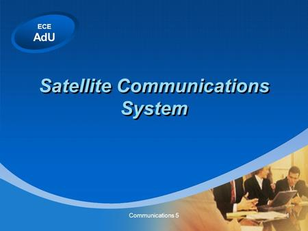 Satellite Communications System