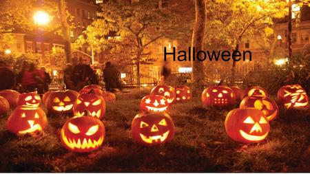 Halloween. Hallowe'en a contraction of All Hallows' Evening),also known as Allhalloween,Samhain, All Hallows' Eve, or All Saints' Eve, is a yearly celebration.