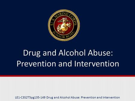 an introduction to drug and alcohol abuse Over 76 million people are currently affected by alcohol use disorders, such as alcohol dependence and abuse depending on the amount of alcohol consumed and the pattern of drinking, alcohol consumption can lead to drunkenness and alcohol dependence .