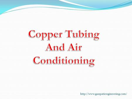Air conditioning is a combination of activities such as conditioning the air i.e., heating or cooling, ensuring air.
