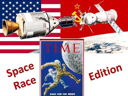 The Cold War ?????????? ? THE ?? BIG ? ?????????? ? QUESTION ? ?????????? ?????????? ?????????? ?????????? Who do you think won the Space Race?