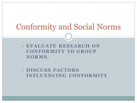 essays on conformity in society You can order a custom essay on conformity now posted by webmaster at 9:57 am essay on society and morality in huckleberry finn consider yourself privileged.