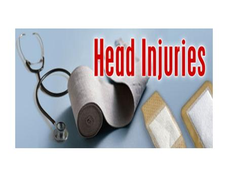 CROSS-SECTION HEAD INJURY - DEFINITION Any injury that results in trauma to the SCALP, SKULL or BRAIN. TRAUMATIC BRAIN INJURY and HEAD INJURY are often.