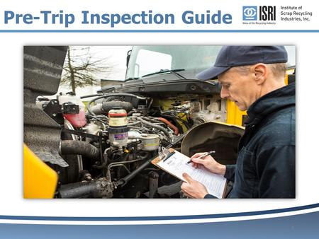 Pre-Trip Inspection Guide
