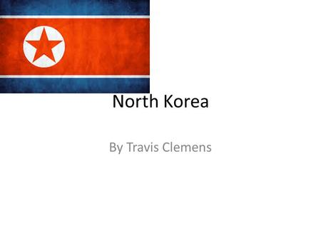North Korea By Travis Clemens. Government Type: Communist state one-man dictatorship Premier: Kim Jong-un.