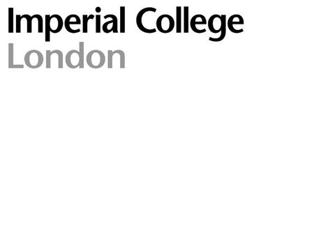 Undergraduate Teaching Opportunities Department of Primary Care and Social Medicine Imperial College London.