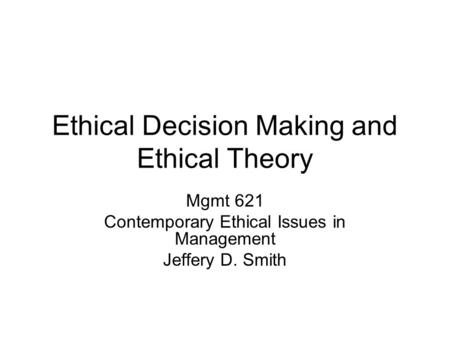 Ethical Issues in Project Management (& How to Deal with Them)