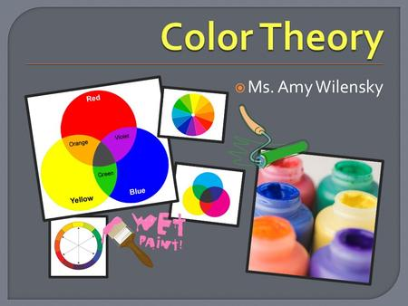  Ms. Amy Wilensky.  The slides of this PowerPoint do not go in order. Click the navigation symbols to move through the activity.  Click to move back.