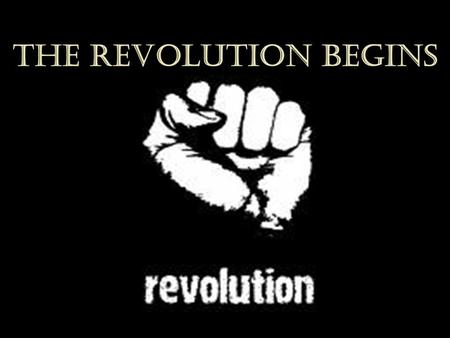 The Revolution Begins THE ALAMO Review  Constitution of 1824 – It gave limited power to the central government and broad local authority to the states.