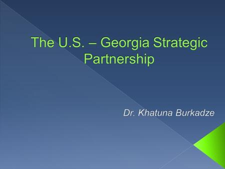  Key questions  Stages of Partnership  Basic Fields of Bilateral Relationship  Implementation Mechanism of Bilateral Cooperation  Future Outcomes.