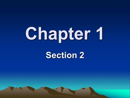 Chapter 1 Section 2. Goods, Services, and Consumers Goods are items that are economically useful or satisfy an economic want. They are tangible and can.