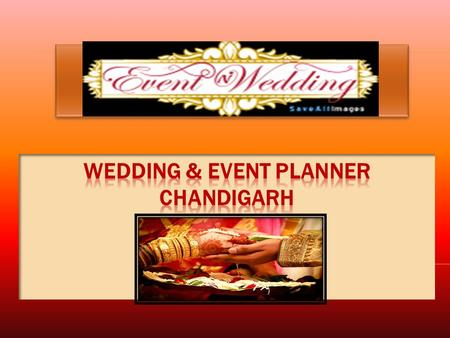Events N Wedding offers creative service solutions to people who are planning to celebrate special moments of their life together with their family, relatives.