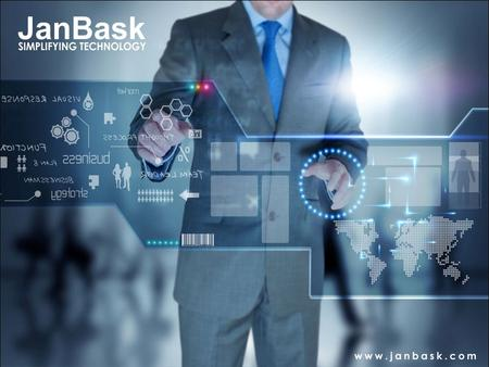 ABOUT COMPANY Janbask is one among the fastest growing IT Services and consulting company. We provide various solutions for strategy, consulting and implement.