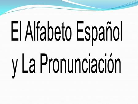 That means that every letter always makes the same sound no matter what. That means if you know what sounds the letters make, you can read any Spanish.